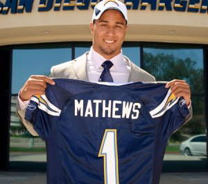 Mathews made is No.1 but for all the wrong reasons (gnightmoon2006.blogspot.com)